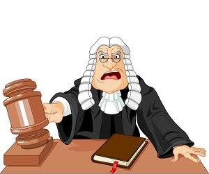 бумаги в суд