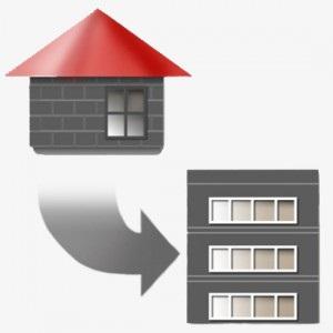 Как перевести многоквартирный дом в нежилое здание. Перевод помещения в жилой фонд