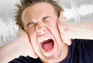 опасность громкого звука