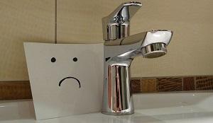 отключили холодную воду без предупреждения - куда звонить?